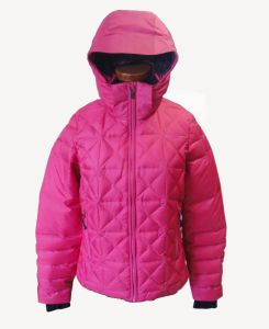 Women′s New Collection Fashion Winter Hoody Down Jacket pictures & photos
