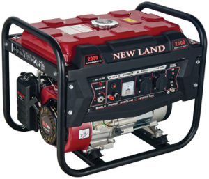 2.0kw Gasoline Generator with 168f Engine pictures & photos