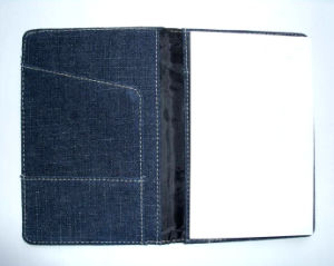 Vintage Jean Clothing Cover Journal pictures & photos