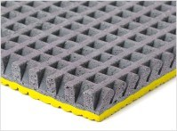 Green Environmental Protection Prefabricated Rubber Flooring pictures & photos