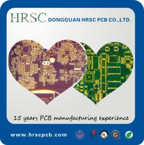 High Frequency Tg170, Lead Free Telecom 4layer PCB, PCBA pictures & photos