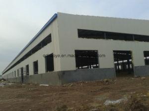 Design Manufacturer Steel Structure Workshop, Warehouse and Garage (SSW6598) pictures & photos