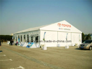 PVC Coated Tarpaulin Tent Fabric Truck Cover Sunshade (1000dx1000d 30X30 900g) pictures & photos