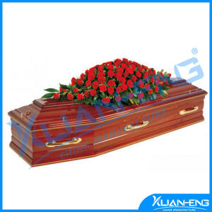 American Style Steel Metal Funeral Caskets Coffin pictures & photos