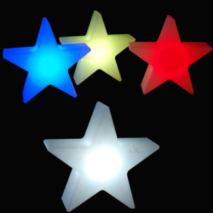 Outdoor LED Christmas Star and Tree pictures & photos