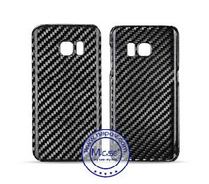 Competitive Price Carbon Fiber Back Case for Samsung Galaxy S7 pictures & photos