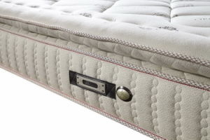 High Quality Pocket Spring Mattress with Nice Pattern (Jbl2000-3) pictures & photos