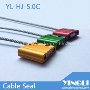 Pull Tight Cable Seal in Diameter 5mm Line (YL-G5.0C) pictures & photos