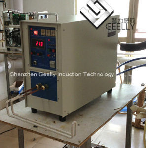Induction Heating Machine, Brazing Machine Welding Machine Ghf-25A (15KW) pictures & photos
