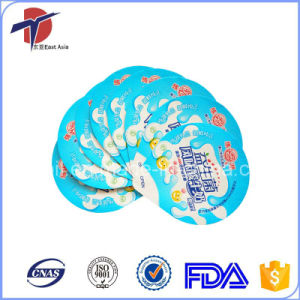PE Laminated Aluminum Foil Lid For Plastic Cup pictures & photos