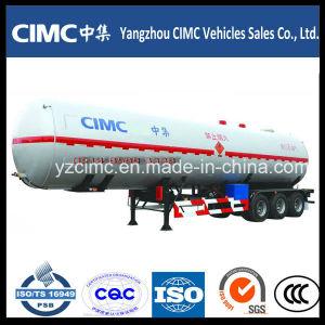 Cimc 3 Axle LPG Gas Tank pictures & photos