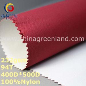 Woven Nylon Taffeta Plain Dull Oxford Fabric for Tent Garment (GLLML286) pictures & photos