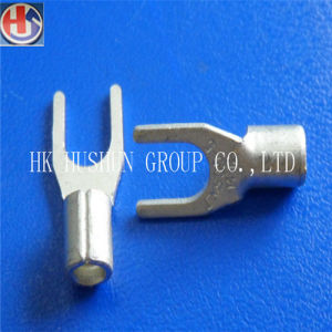 Supply Snb1.25 Terminal, Y Type Cold Stamping Terminal (HS-ST-002) pictures & photos
