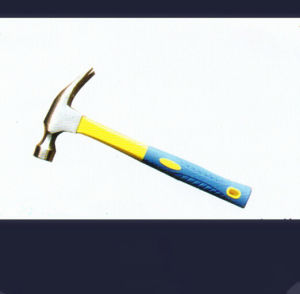 American-Type Claw Hammer with Plastic-Coating Handle pictures & photos