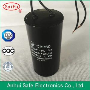 Passive Components Water Pump Capacitor Cbb60 pictures & photos