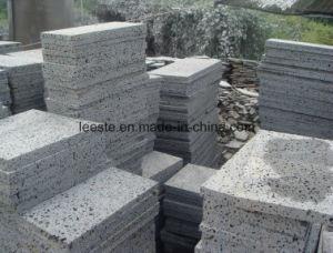 Sawn Cut Black Lavastone, Lava Stone Paver, Basalt Paving Stone pictures & photos