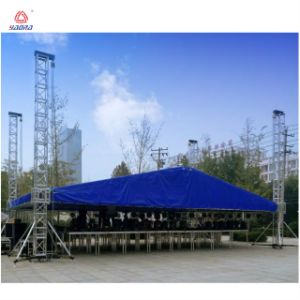 Cosmetic Display Stand Aluminum Stage Truss pictures & photos