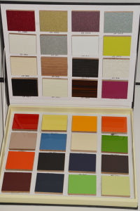 Zh Brand New Color UV Coated MDF Board for Construction (solid color) pictures & photos