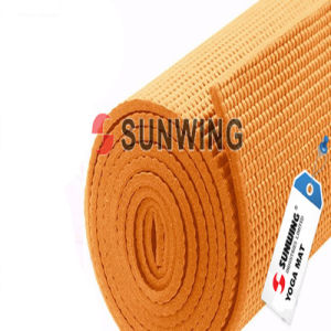 Eco Friendly Manufacturer Natural Rubber Yoga Mat pictures & photos