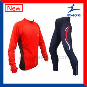 Healong Top Sale Sportswear 3D Digital Printing Cycling Jerseys pictures & photos