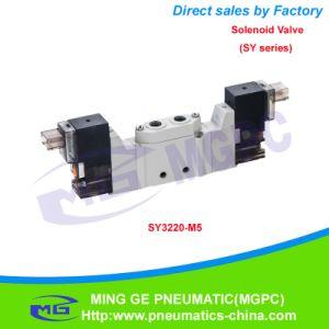 Pneumatic Solenoid Valve (SY3220-M5, SMC Type)