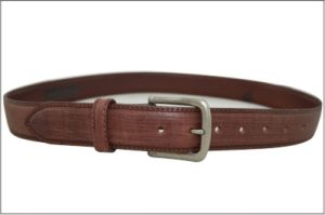 Fashion Accessory Full Grain Cowhide Leather Belt pictures & photos