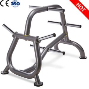 Gym Fitness Equipment Sports Machine Commercial Parts Plate Rack pictures & photos