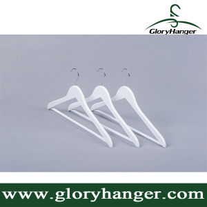 Fashion White Hanger for Display (GLWH601) pictures & photos