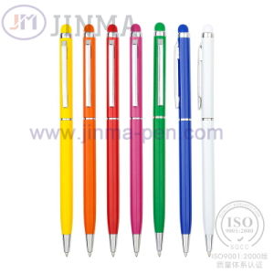 The Promotion Gifts Metal Pen Jm-3003A with Oen Stylus Touch