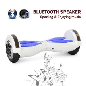 "8"" Bluetooth 2 Wheels Smart Self Balancing Electric Scooter Unicycle Hover Board pictures & photos"