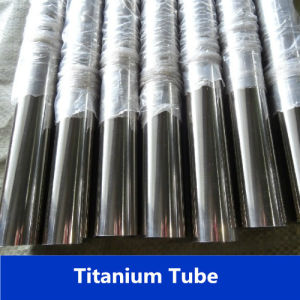 ASTM B338 Seamless Titanium Alloy Tube/Tubing From China Supplier