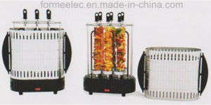 Electric Kebab Vertical Grill for Poultry Beef Fish pictures & photos