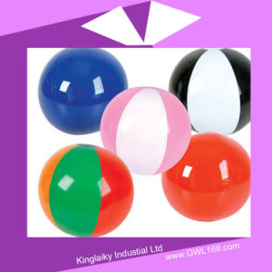 Cusztomzied PVC Toy Beach Ball for Promotion (KB-005) pictures & photos