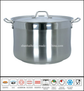Deep Stockpot Cookware pictures & photos
