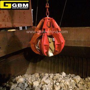 35 Ton Hydraulic Rock Orange Peel Grab Bucket pictures & photos