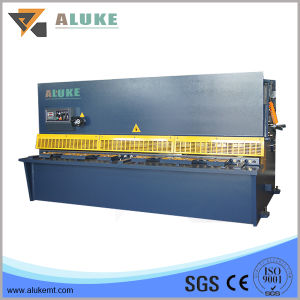CNC Swim Beam Shearing Machine with CE Certificate pictures & photos