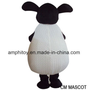 Shaun The Sheep Cartoon Mascot Costumne pictures & photos