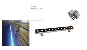 LED Wall Washer Stage Lighting 4 in 1 Chip Slx-10 pictures & photos