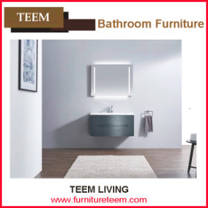 Teem Solid Wood Bathroom Cabinet/Bathroom Vanity/Side Cabinet pictures & photos
