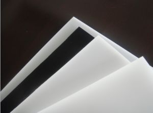 PE Sheet, HDPE Sheet with White, Black Color pictures & photos