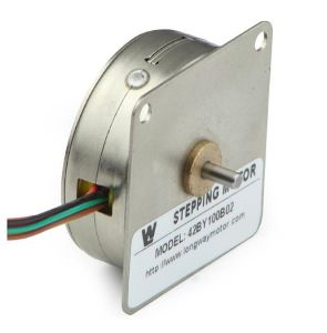42by48L02 Pm Step Gear Motor for Monitoring Equipment pictures & photos