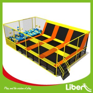 Small Commercial Indoor Trampoline Center with Foam Pit pictures & photos
