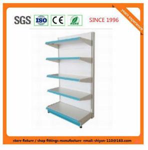 Supermarket Metal Display Retail Shelf 08157 pictures & photos
