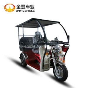 150cc Disabled Scooter with Rain Cover pictures & photos