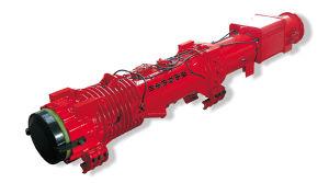 Tubular Diesel Pile Hammer (TD Series)