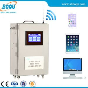 China swimming pool online water multi parameter analyzer for Show parameter pool