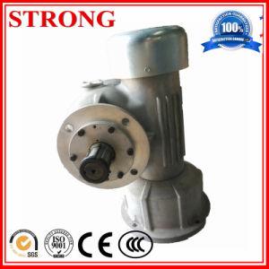 China Manufacturer Cast Aluminum Speed Reducer for Building Hoist pictures & photos