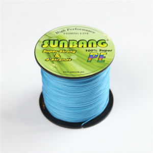Popular Blue Color! Fishing Tackle Complex Fishing Line Braided Fishing Line pictures & photos