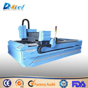 Metal Processing CNC Laser Cutter Machine China Manufacture Fiber 1000W pictures & photos
