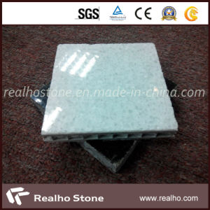 Marble Honeycomb Aluminium Composite Panel for Crystal White